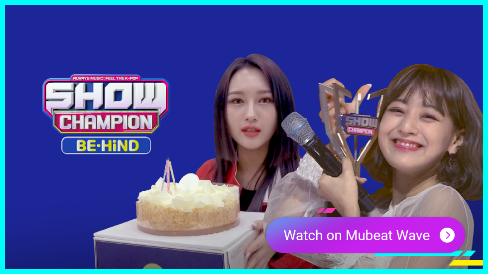 Show Champion Behind ep.114