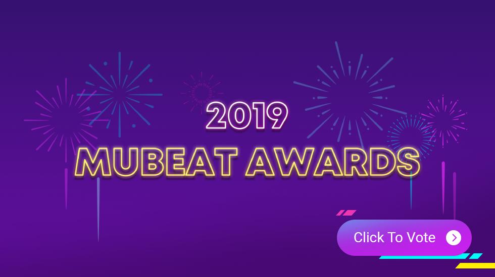 Best Artist of 2019 - Mubeat Awards